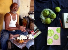 Peaceful small town Bishnupur in India