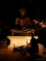 Buddhism I met in Chiang Mai; ① the start of festivals, Loi Krathong & Yi Peng